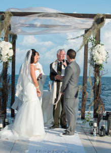 Rabbi Robert Silverman is an officiant for Miami interfaith weddings and commitment ceremonies.
