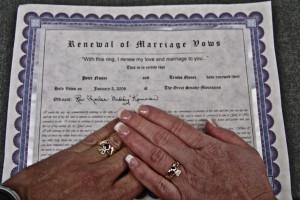 Wedding Vows Renewals