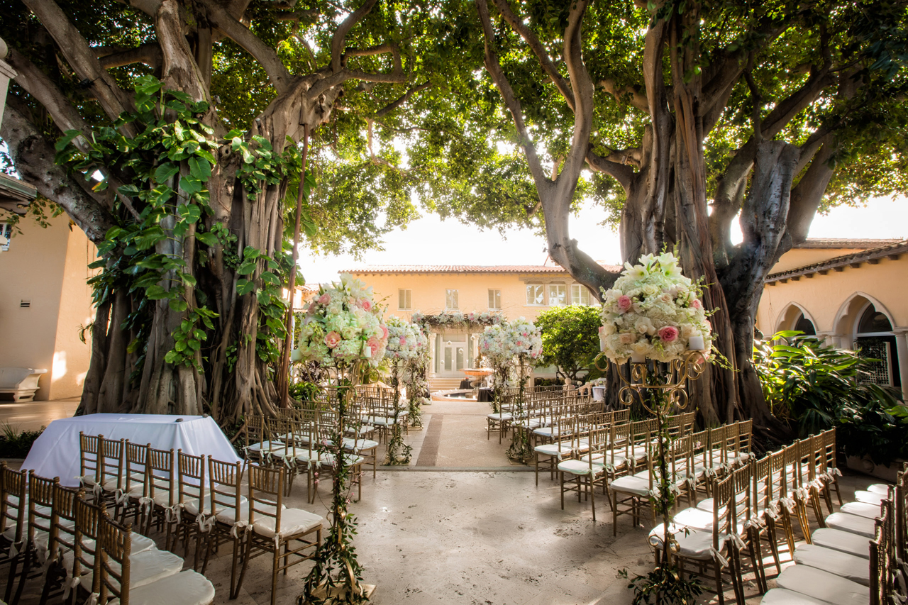 My List of Boca Raton Wedding Venues