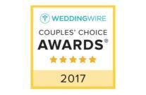 Rabbi Silverman Receives WeddingWire's 2017 Couples Choice Award